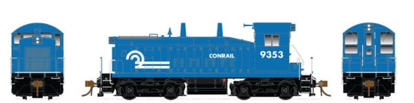 Rapido Trains  Conrail (ex PRR) Diesel Locomotive SW1200
