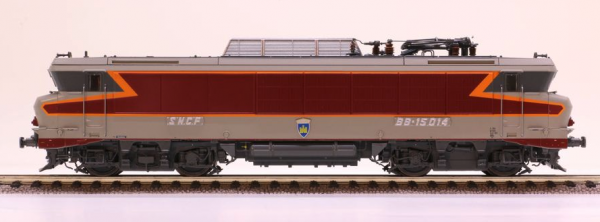 LS Models 10478S  Electric locomotive BB 15000, SNCF (DCC w/Sound)