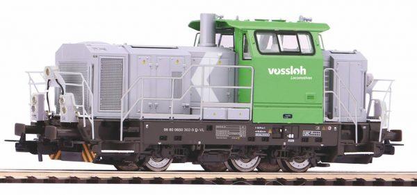 Piko 52662  Diesel locomotive Vossloh G6