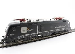 Trix 22642  Diesel Locomotive MRCE-dispolok GmbHs ES 64 U2