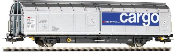 Piko 54509  Sliding-Wall Car, SBB Cargo