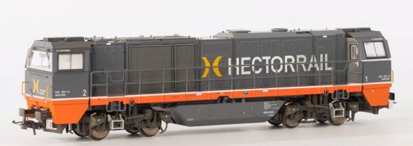 B-Models 3030.01  Diesel Locomotive G2000, Hectorrail