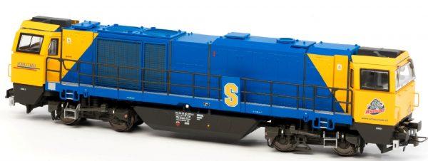 B-Models 3031.01  Diesel Locomotive G2000, Scheuchzer