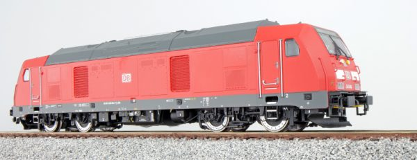 ESU 31097  Diesel Locomotive class 245, DB AG (Digital Sound+Smoke, DC/AC)