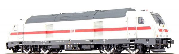 ESU 31098  Diesel Locomotive class 245, DB AG (Digital Sound+Smoke, DC/AC)