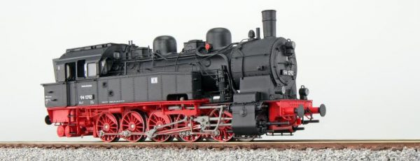 ESU 31100  Steam Locomotive class 94, DR (Digital Sound+Smoke, DC/AC)