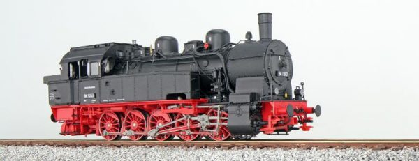 ESU 31101  Steam Locomotive class 94, DB (Digital Sound+Smoke, DC/AC)