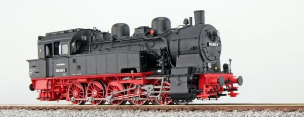 ESU 31102  Steam Locomotive class 94, DB (Digital Sound+Smoke, DC/AC)