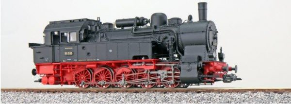 ESU 31104  Steam Locomotive class 94, DRG (Digital Sound+Smoke, DC/AC)