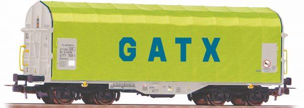 "Piko 58958  Sliding Tarp Wagon ""GATX"""
