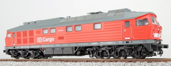 ESU 31162  Diesel Locomotive 232 , DB Cargo (Digital Sound+Smoke, DC/AC)