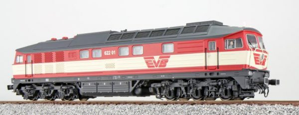 ESU 31166  Diesel Locomotive 622.01 , EVB (Digital Sound+Smoke, DC/AC)