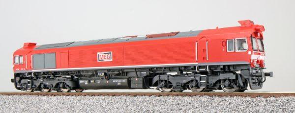 ESU 31286  Diesel Locomotive 077 012, MEG (Digital Sound+Smoke, DC/AC)