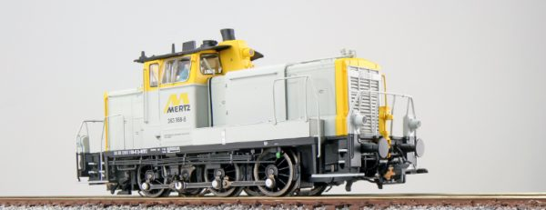 ESU 31421  Diesel Locomotive 363 168, MERTZ (Digital Sound+Smoke, DC/AC)