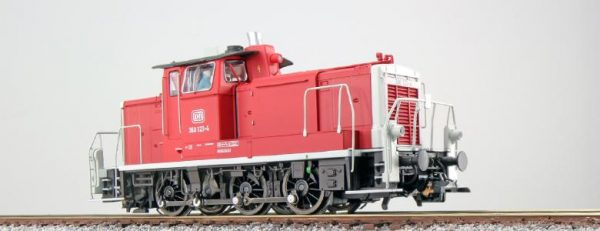 ESU 31426  Diesel Locomotive 360 123, DB (Digital Sound+Smoke, DC/AC)