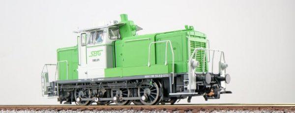 ESU 31428 Diesel Locomotive V60.01, STEG (DCC Sound+Smoke, DC/AC)