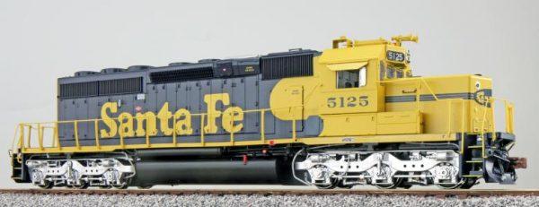 ESU 31450  Diesel Locomotive SD40-2, ATSF (DCC w/Sound, DC/AC)