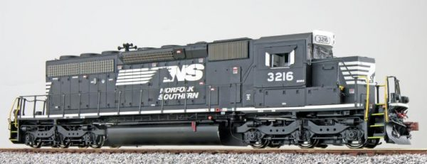 ESU 31453  Diesel Locomotive SD40-2, NS (DCC w/Sound, DC/AC)