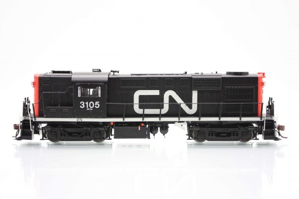 Rapido Trains 32508  MLW RS-18 Canadian National - Noodle (DCC/Sound)