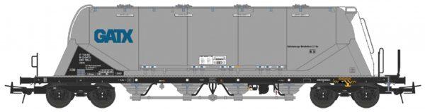 "NME 503705  Cement Silo Wagon Uacns ""GATX"""