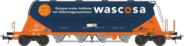 "NME 503730  Silo Wagon  Uacns 82m³  ""WASCOSA"""