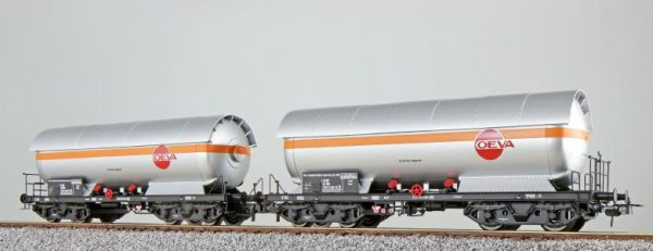 ESU 36532  2-Car LPG tank set, OEVA, ÖBB