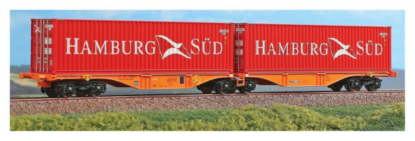 ACME 40356   Container Wagon Sggrss 80', WASCOSA AG