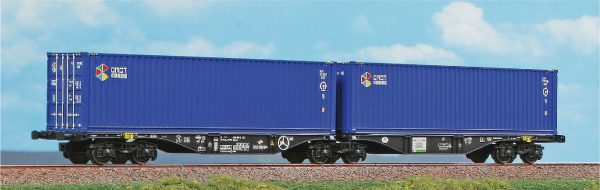 ACME 40358   Container Wagon Type Sggrss 80', PKP