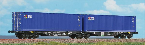 ACME 40359   Container Wagon Type Sggrss 80', PKP