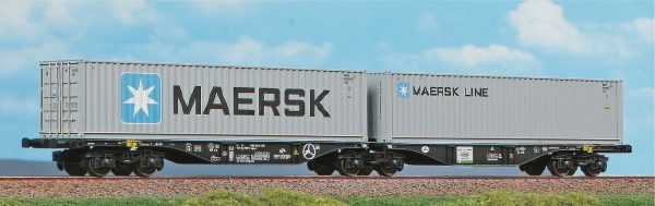 ACME 40360  Container Wagon Type Sggrss 80', PKP