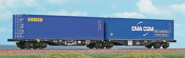 ACME 40361  Container Wagon Type Sggrss 80', Adria Kombi
