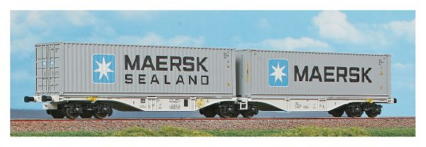 ACME 40362  Container Wagon Type Sggrss 80', AAE