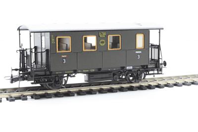 Roco 44801  3rd Class Passenger Wagon, DRG