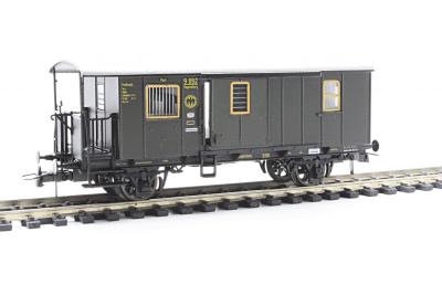 Roco 44805  Baggage wagon, DRG