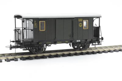 Roco 44809  Baggage wagon, DRG