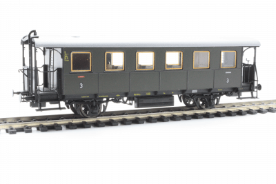 Roco 44821  3rd Class Passenger Wagon, DRG