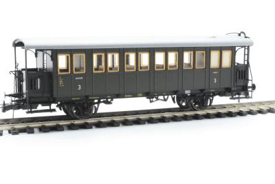 Roco 44825  3rd Class Passenger Wagon, DRG