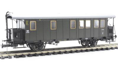 Roco 44833  2nd Class Passenger Wagon, DRG