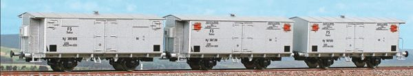 ACME 45034  3 piece set Refrigerator wagons, FS
