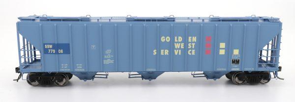InterMountain Railway 472292-01  4785 PS2-CD Covered Hopper, Golden West