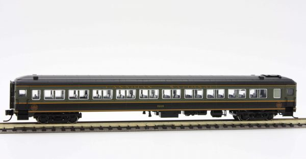 Rapido Trains  509119 Osgood-Bradley CNR Passenger Coach #5229