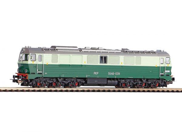 Piko 52860  Diesel locomotive  SU46, PKP