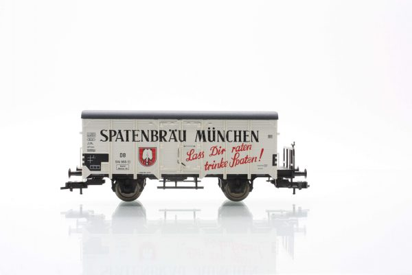 Fleischmann 5347 Refrigerated wagon w/ brake platform, DB