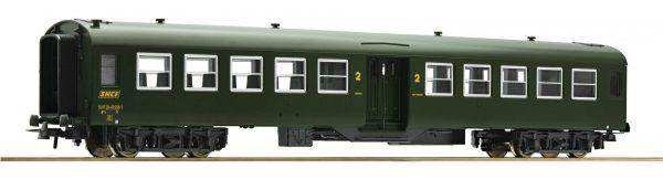 Roco 54311  2nd class passenger car, SNCF