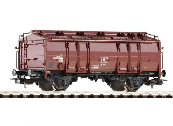 """Piko 54393  Sliding Tarp Wagon, """"LogServ"""""""