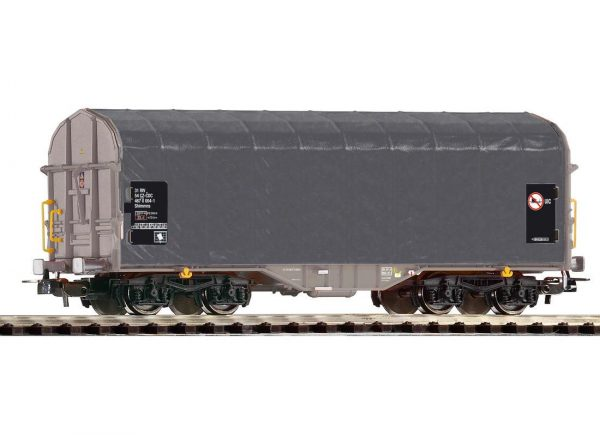 Piko 54586  Sliding Tarp Wagon, CD CARGO