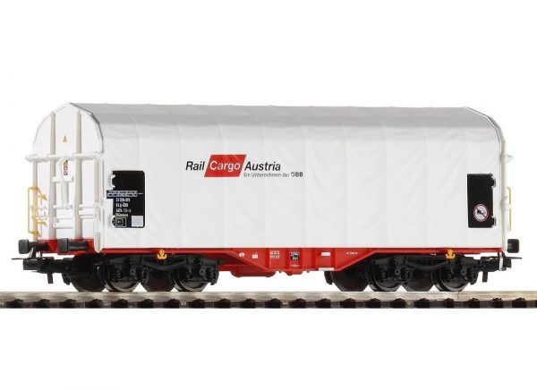 Piko 54589  Sliding Tarp Wagon, Rail Cargo Austria