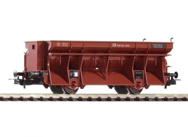 Piko 54625  Side-Dump Coal Car w/Brake Cab, DB