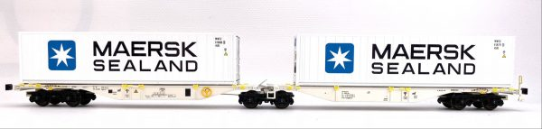 B-Models 55103  Container Cars Sggmrss 90', MAERSK