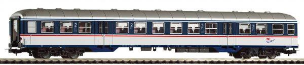 Piko 57678  2nd Class Passenger car, TRI